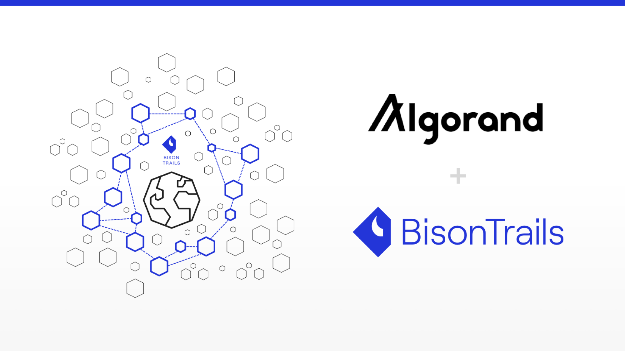 Bison Trails is Supporting Algorand's Mainnet Launch