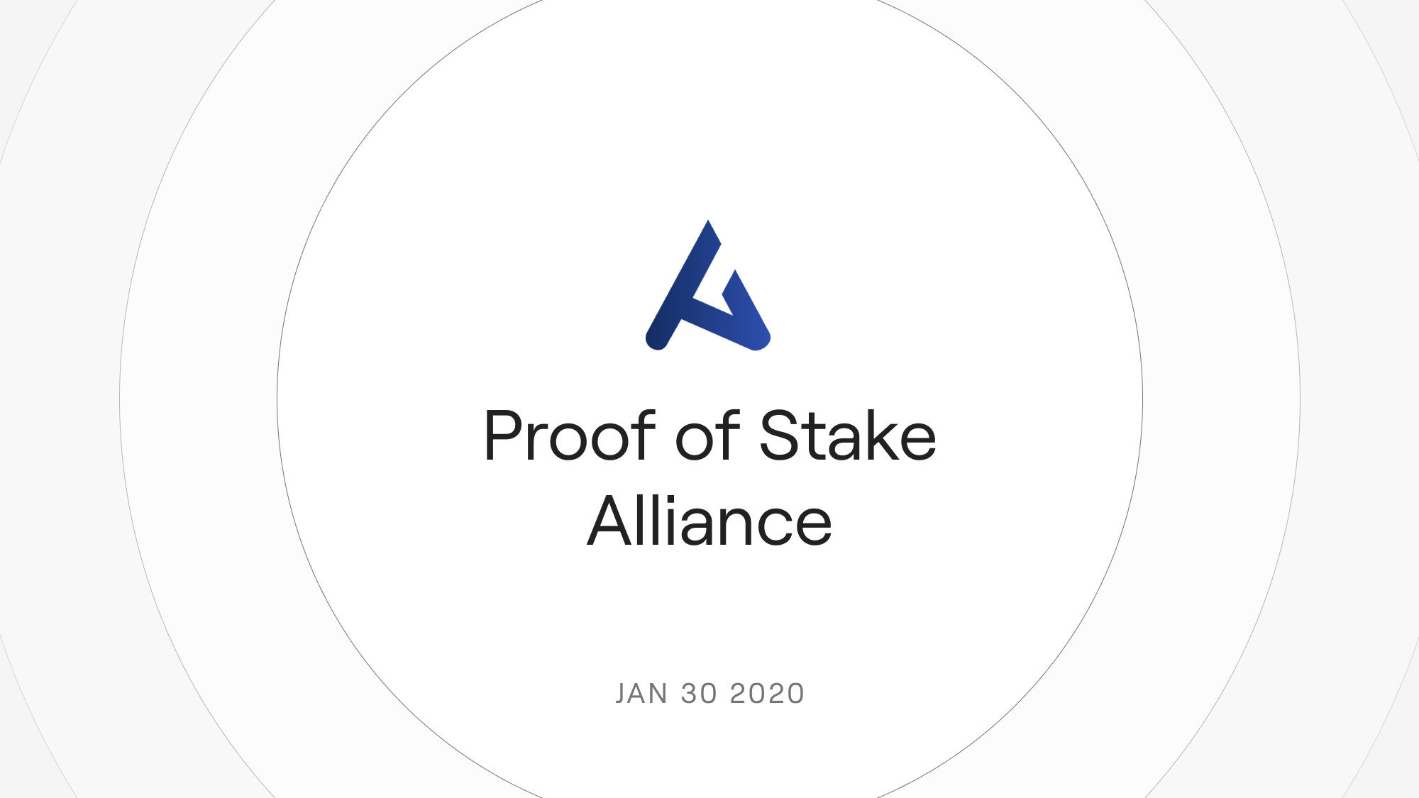 Coinbase Custody and Bison Trails join Proof of Stake Alliance