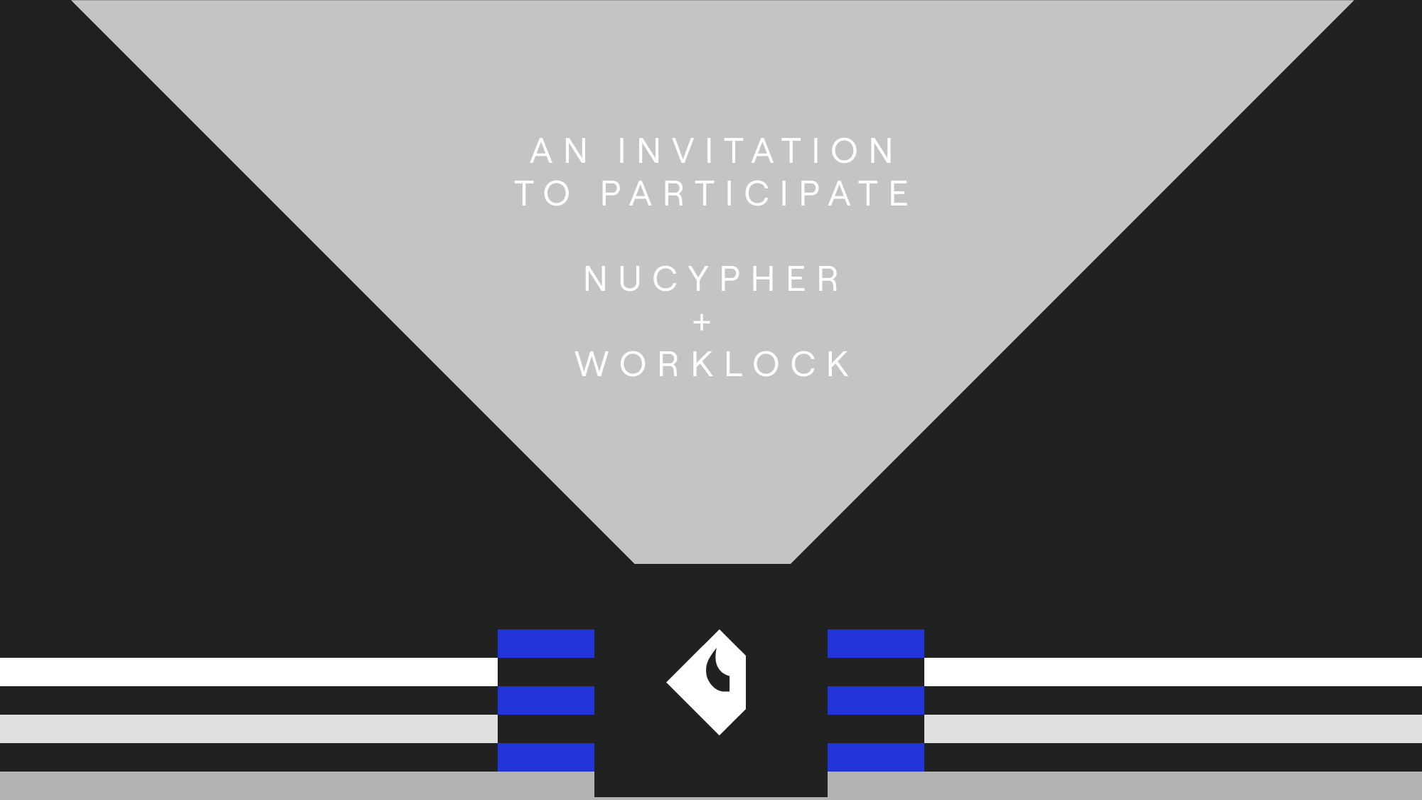 ETH enthusiasts: an invitation to participate in NuCypher's WorkLock