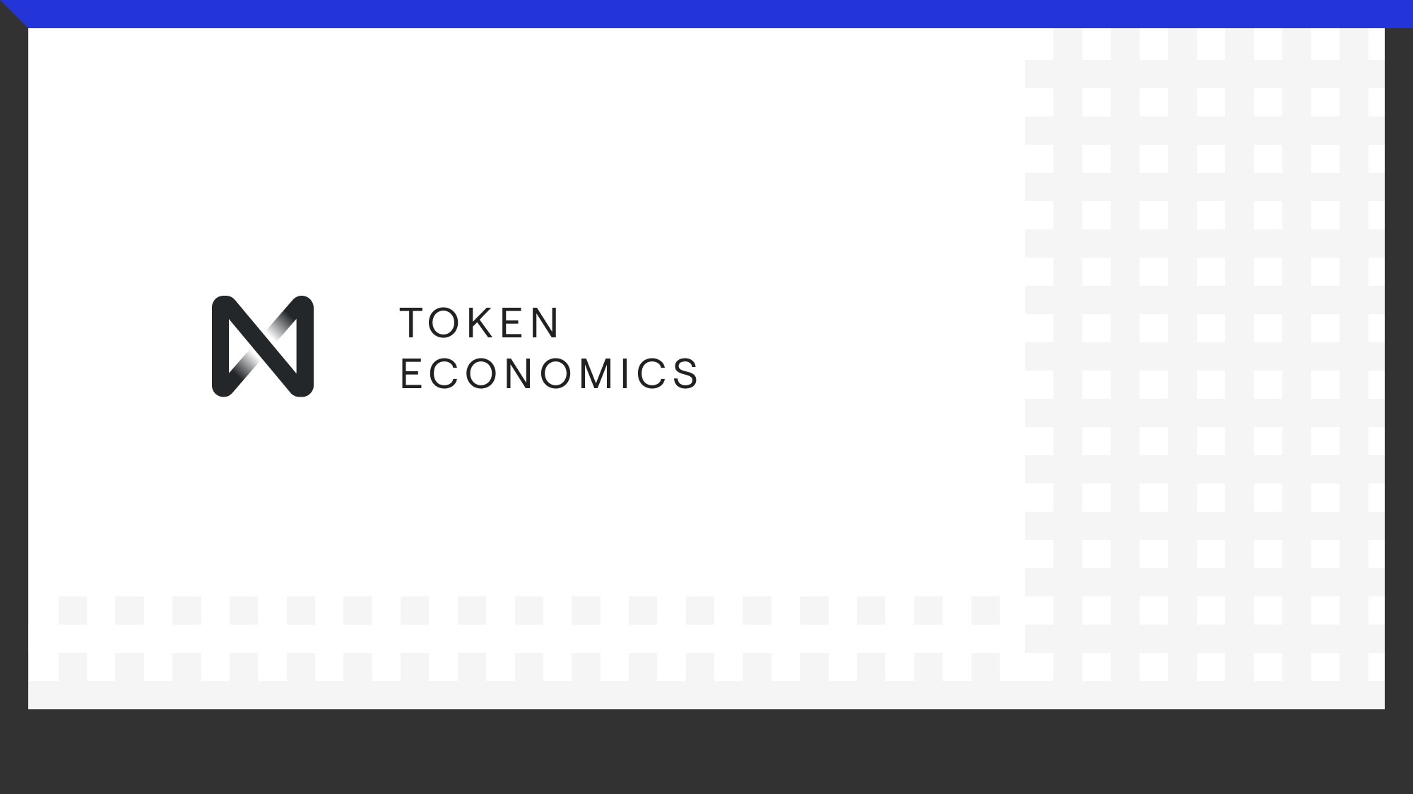 NEAR Token Economics