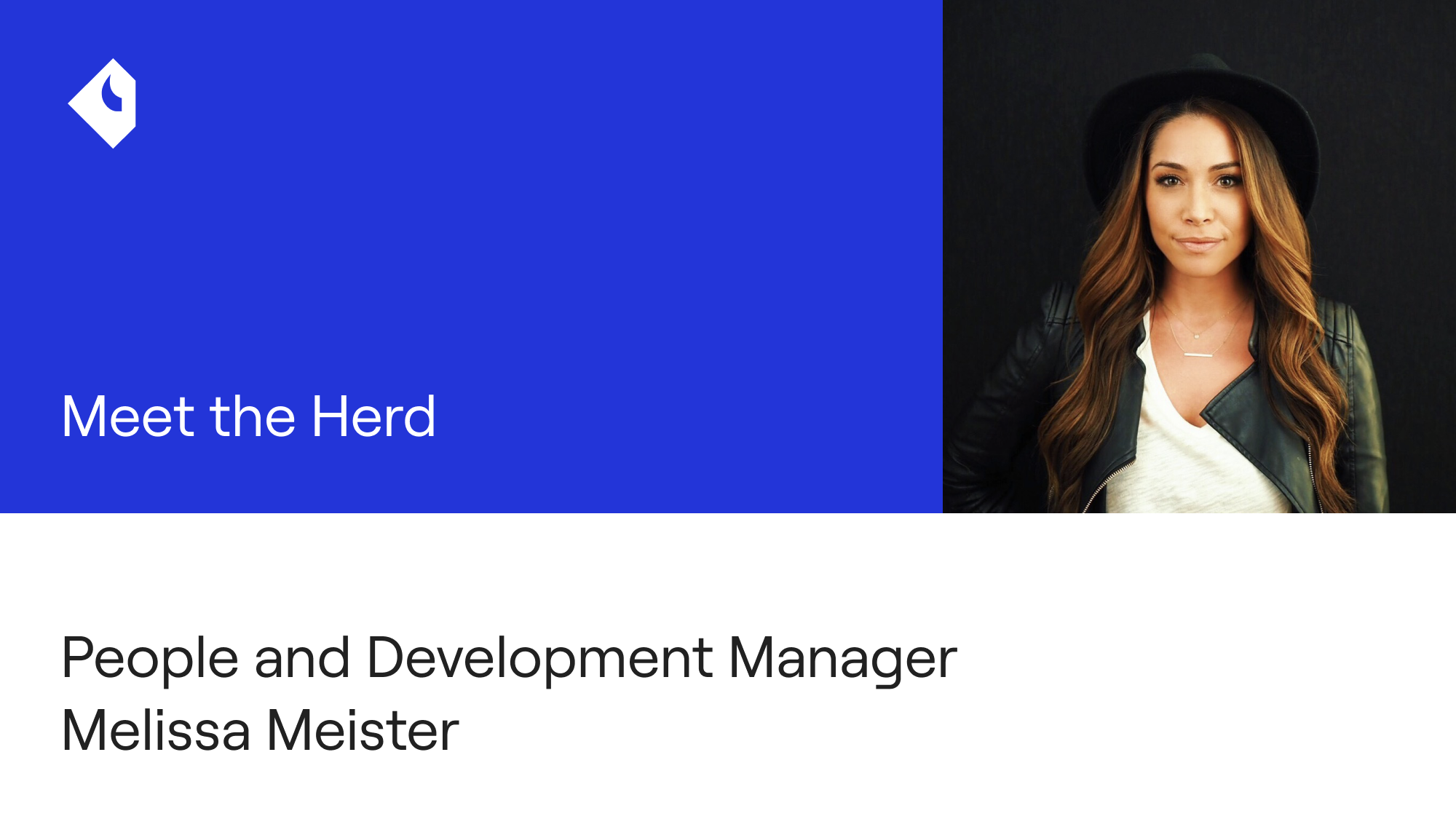 Meet the Herd: People and Development Manager Melissa Meister