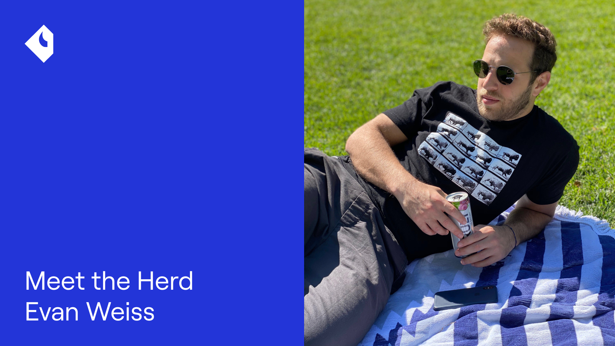 Meet the Herd: Head of Business Operations Evan Weiss